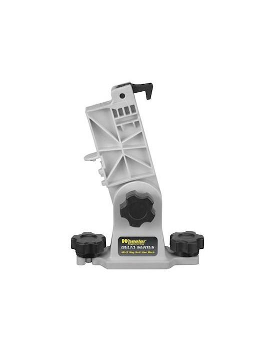 WHEELER ENGINEERING DELTA SERIES BLOQUE LOWER RECEIVER AR-15 POLYMÈRE