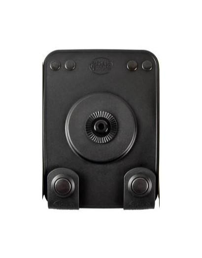 Fixation molle pour holster ou étui rotatif Noir