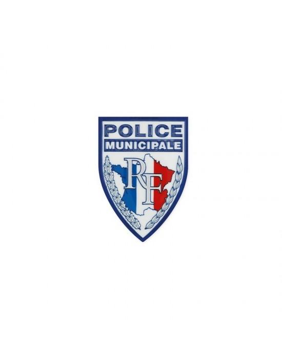 ECUSSON PLASTIFIE RELIEF RF POLICE MUNICIPALE