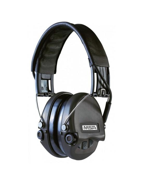 Casque MSA anti-bruit Suprême Pro serre-tête