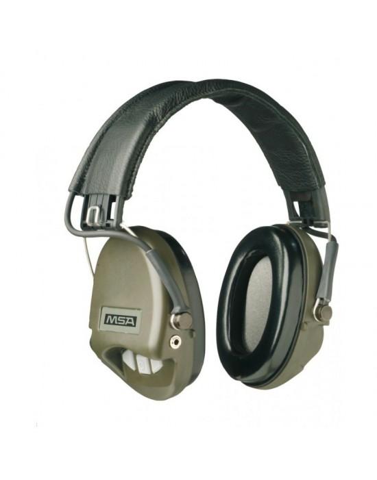 Casque MSA anti-bruit Supreme Basic