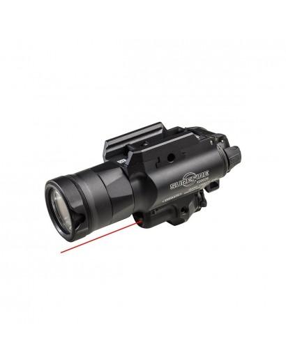 Lampe surefire X400UH Ultra avec laser rouge 1000 lumens