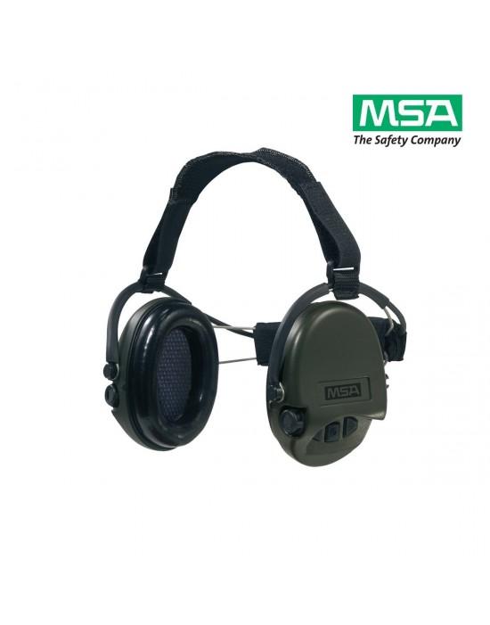 Casque MSA anti-bruit Suprême Pro serre-nuque