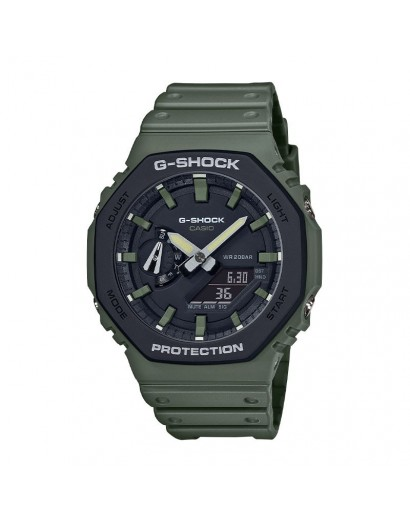 Montre G-Shock Classic GA-2110SU vert od
